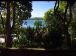 Coron bay from our cottage - this would be the view that I'd dreamily enjoy for the next two days...